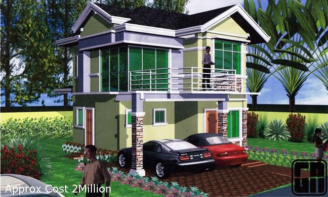 2 Million House Construction