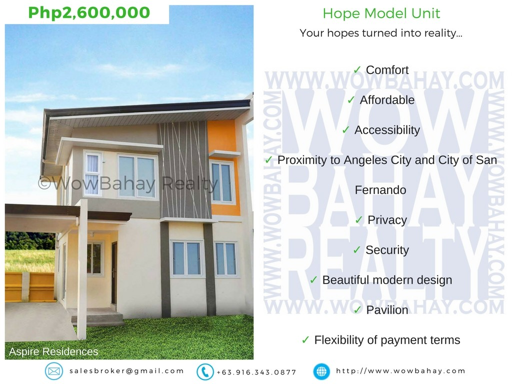 002_Aspire Residences - Hope